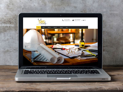 construction website development houston